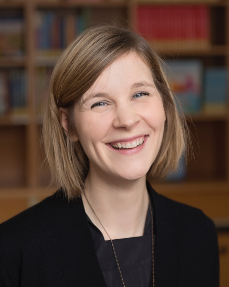 Karin Wodits, MA, BEd